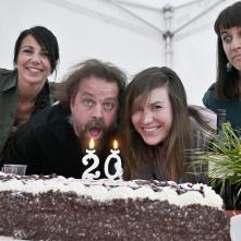 Mélanie Varin, Michael Egger, Noémi Handrick, Emilie Fargues
