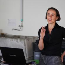 Portes-ouvertes - Conférence de Magdalena Gerber