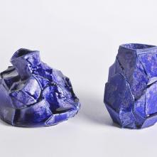 Isophen Porcelaine émaillée - 2013, 15 cm x 10 cm
