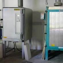 Electric kilns 70L, 300L et 480L