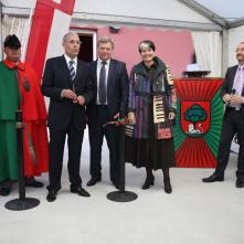 Marc Nobs, Dominique Haenni, Jeannine de Haller