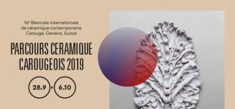 Parcours Céramique Carougeois 2019