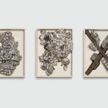 Résident Art 2020 | Reto Steiner, Porcelaine, Pierres fondues © HEAD—Genève, Baptiste Coulon
